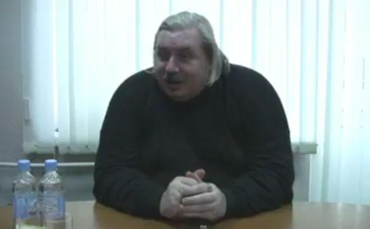 Левашов - выступление
